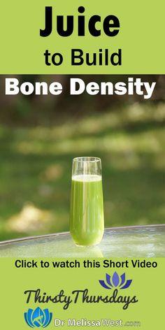 How to build bone density healthy juice recipes, healthy juices, healthy drinks, healthy Healthy Juice Recipes, Healthy Juices, Healthy Smoothies, Healthy Drinks, Smoothie Recipes, Healthy Facts, Healthy Eating, Healthy Shakes, Healthy Detox