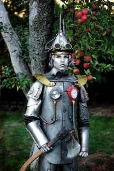 Steampunk Tin Man Rusted | Flickr - Photo Sharing!