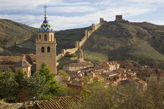 Albarracín (Teruel)--places to go