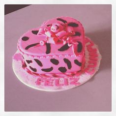 Torta Animal Print