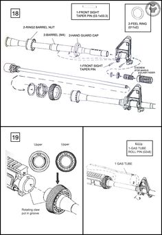 ar 15 lower diagram 2005 nissan altima bose wiring ar15 parts with schematic guns firearms smith tools m 4 builds outdoor life airsoft