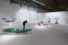AGC旭硝子 創立110周年記念展 「FEEL! GLASS」 開催 - インテリア情報サイト