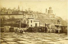 Glasgow Necropolis by Thomas Annan