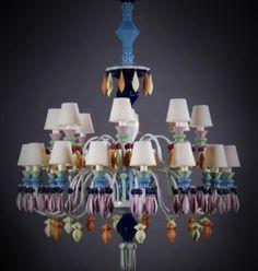 Lámparas Distintas ... originales...raras...únicas...indescriptibles....