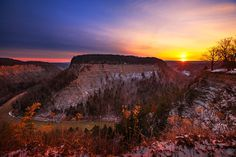 Sunday Sunrise at Great Bend (021019), courtesy Keith Walters Photography.