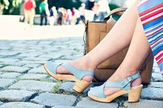 HANDMADE CLOGS, Sandgrens, Morroco, Blue, Woodenshoes, Sandals, Spring, Summer, Sweden Sweden, Clogs, Kitten Heels, Spring Summer, Sandals, Handmade, Blue, Beautiful, Fashion