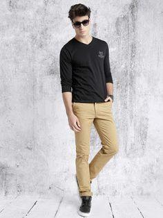 Pantalones rectos hombrePantalones rectos hombre Khaki Pants, Ideas, Fashion, Shirts, Pants, Trends, Men, Style, Moda