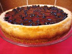 tarta de arandanos