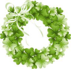 St Patrick's Day  -  free clip art