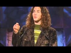 Eddie Vedder Inducts the Doors at the 1993 Rock and Roll Hall of Fame Inductions.