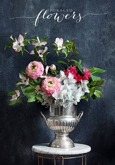 Foraged Flowers - Flower Arranging Made Easy