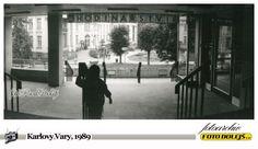 1989 Karlovy Vary / Carlsbad, Foto Pavel Dolejš.