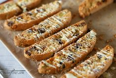Best Almond Biscotti Recipe, Pistachio Biscotti, Almond Recipes, Cranberry Rice, Yummy Cookies, Cranberries, Chocolate Chips, Almond Flour, Cookie Recipes