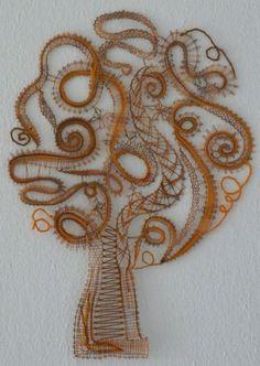 194 best images about Bobbin lace Sewing Lace, Lace Knitting, Crochet Art, Freeform Crochet, Bobbin Lacemaking, Lace Art, Bobbin Lace Patterns, Point Lace, Lace Jewelry