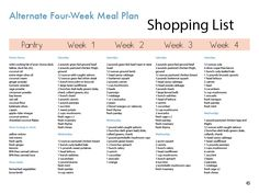 AIP is less confusing with a handy shopping guide from The Autoimmune Paleo Cookbook paleo diet shopping list Paleo Autoinmune, Paleo Diet Food List, How To Eat Paleo, Paleo Recipes, Aip Diet, Keto, Paleo Life, Paleo Meals, Diet Foods