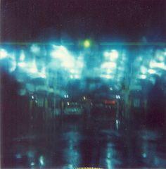 Gas Station #polaroid #lights