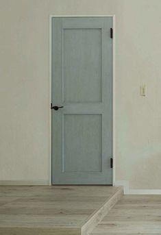 リクシルの室内ドアで一目惚れした【ファミリーラインパレット】シャビーシックな感じがたまりません☆