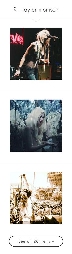 """""""♡ - taylor momsen"""" by soldi3r ❤ liked on Polyvore"""