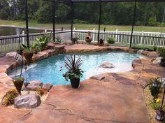 #Backyard #Backyards #Pool #Pools