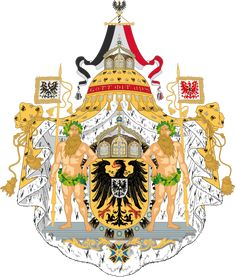 Imperial Coat of arms of the German Emperor