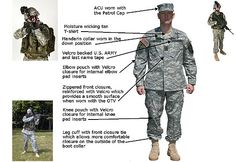 Photo: New US Military Uniform