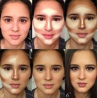The contour craze began when Kim Kardashian posted a picture on Twitter on how her personal make-up artist uses concealers to highlight and define her renowned facial features. Contouring your face...
