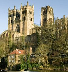 Durham Cathedral was the basis For some of the design of Harry Potters Hogwarts Castle
