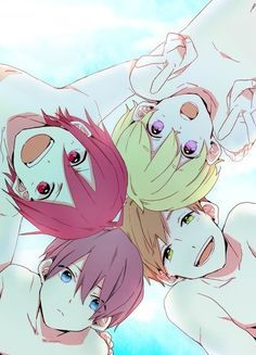 Free! Iwatobi Swim Club. Once I finish it or they finish the series then I.might makes. Board