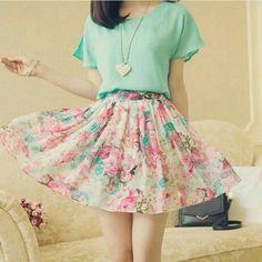 Hermoso vestido para un dia normal o para fiestas esta idea espero que les guste
