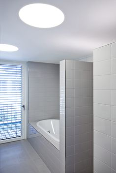 pedit & partner architekten Partner, Alcove, Bathtub, Bathroom, Interior, Architects, Projects, House, Standing Bath