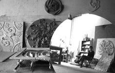 Atelier Iva Viana  www.ivavianaescultura.com https://www.facebook.com/IvaVianaEscultura https://www.homify.pt/profissionais/55145/iva-viana-atelier-de-escultura