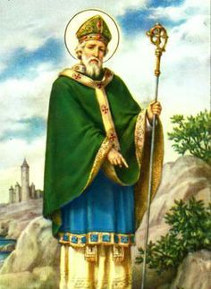 Who was St Patrick?  What did he do?