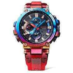 Casio G-shock / / Bluetooth - Solar - Multiband 6 Best Watches For Men, Mens Sport Watches, Cool Watches, Wrist Watches, Casio G-shock, Casio Watch, Casio Vintage, Watch Fan, Bluetooth