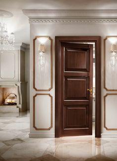 Oak Interior Doors, Modern Exterior Doors, Door Design Interior, Interior Exterior, Interior Decorating, Decorating Tips, Room Door Design, Main Door Design, Modern Wooden Doors