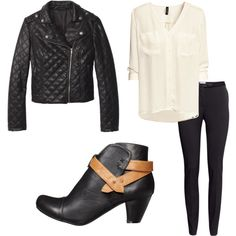 """Boots Made for Walkin"" by yasi-hellogorgeous on Polyvore"
