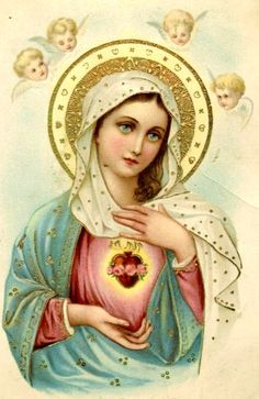 Simeon said to Mary: Behold, this child is destined for the fall and rise of many...and you yourself a sword will pierce so that the thoughts of many hearts will be revealed. Luke 2:34-35