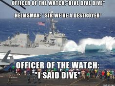 Laugh your self out with various memes that we collected around the internet. Navy Memes, Navy Humor, Marine Humor, Military Jokes, Funny Jokes, Hilarious, Navy Life, Navy Military, Twisted Humor