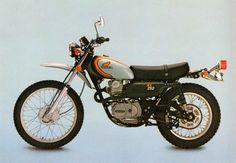 '73 XL250