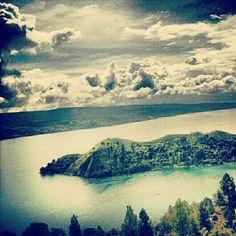 Toba Lake, Medan, North Sumatera