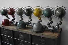 Imagini pentru french lamps industrial