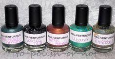 Nail-Venturous Lacquers