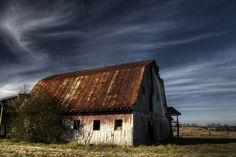 Abandoned Barn - Northern Virginia | Flickr - Photo Sharing!