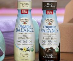 100% of women could use an organic breakfast in a bottle. Organic Valley surveyed 1,000 professional women to see what their mornings were really like. Visit their website and scroll down to take the survey for yourself, see the results and get a free Organic Valley Organic Balance Milk Protein Shake.