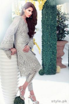 Farida Hasan Formal and Bridal Dresses 2015 For Girls 8