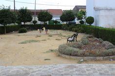 Parque junto a Avda. de Andalucía (Barrio de la Alegría). 18/09/2013
