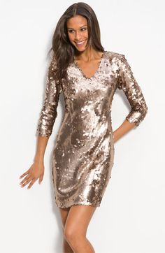 Awesome holiday party dress!