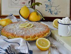 WHITE CHOCOLATE –LIMONCELLO CAKE