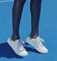 ELLE STYLES THE ADIDAS STAN SMITH: LOOK 3