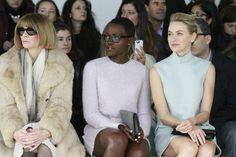 Calvin Klein: Anna Wintour, @Lupita_Nyongo   - @Leann Stevens Jinx Twitter