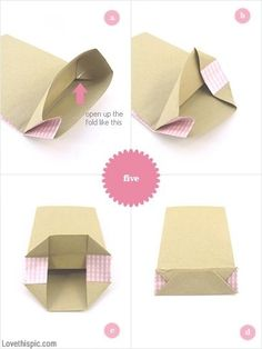DIY party bags party diy easy crafts diy ideas diy crafts do it yourself diy…